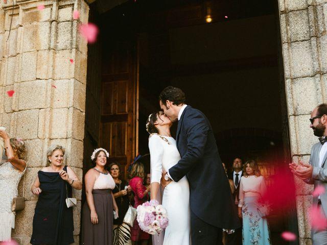 La boda de Javier y Alba en Torremocha, Cáceres 1