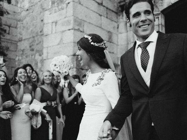 La boda de Javier y Alba en Torremocha, Cáceres 18