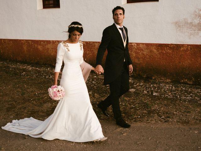 La boda de Javier y Alba en Torremocha, Cáceres 19