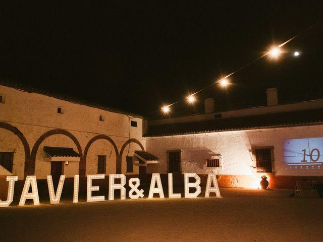 La boda de Javier y Alba en Torremocha, Cáceres 25