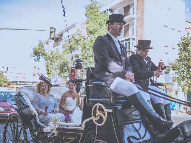 La boda de José Antonio y Macarena en Sevilla, Sevilla 27