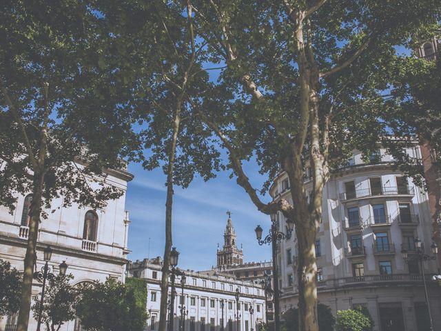 La boda de José Antonio y Macarena en Sevilla, Sevilla 29