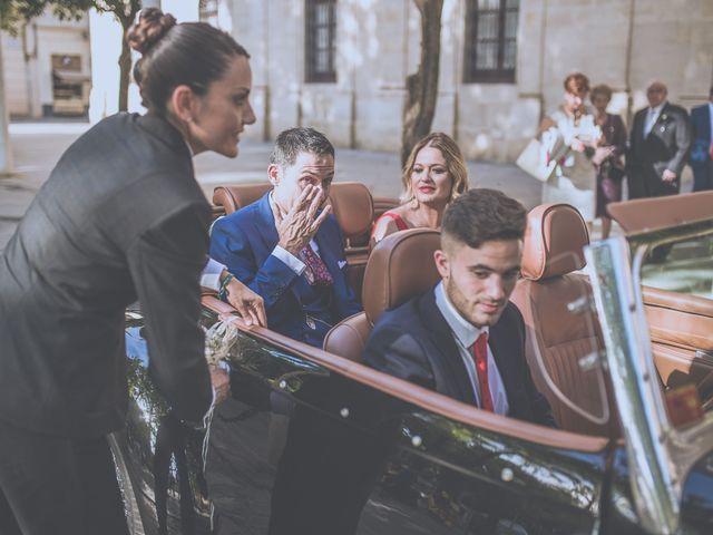 La boda de José Antonio y Macarena en Sevilla, Sevilla 30