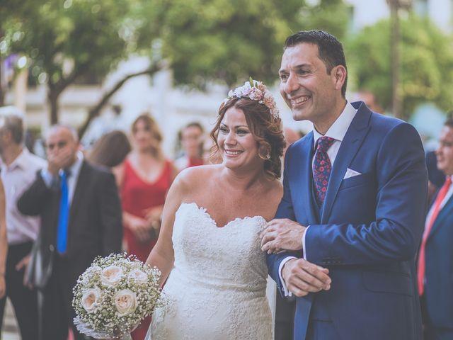 La boda de José Antonio y Macarena en Sevilla, Sevilla 42