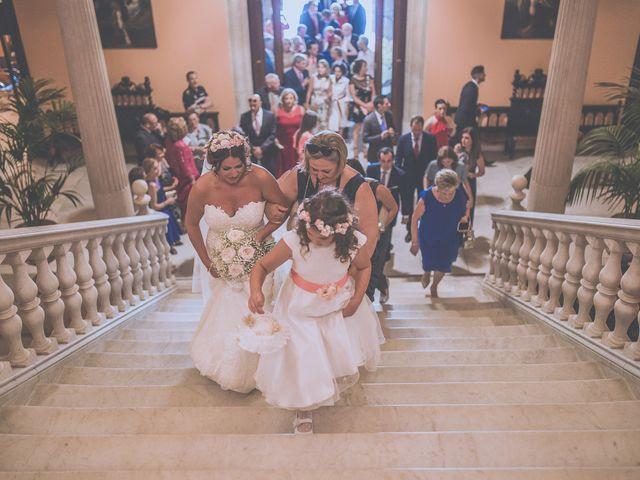 La boda de José Antonio y Macarena en Sevilla, Sevilla 46