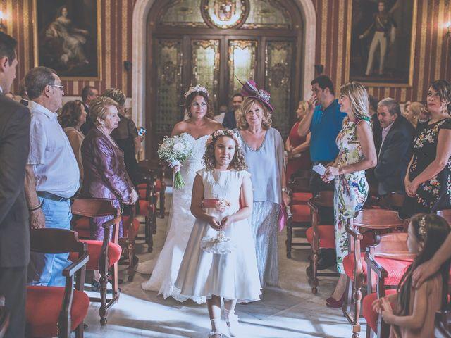 La boda de José Antonio y Macarena en Sevilla, Sevilla 47