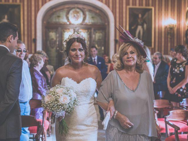 La boda de José Antonio y Macarena en Sevilla, Sevilla 48