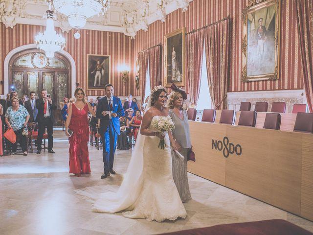 La boda de José Antonio y Macarena en Sevilla, Sevilla 49