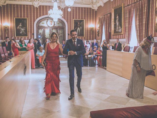 La boda de José Antonio y Macarena en Sevilla, Sevilla 50