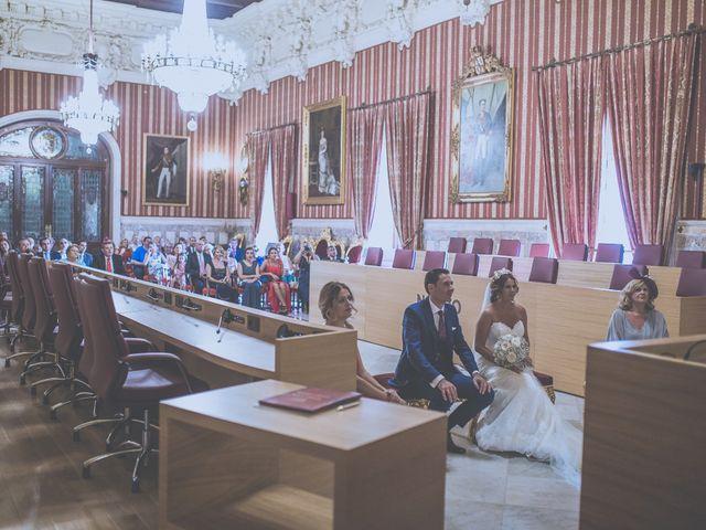 La boda de José Antonio y Macarena en Sevilla, Sevilla 51