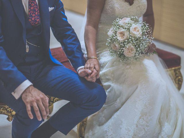 La boda de José Antonio y Macarena en Sevilla, Sevilla 52