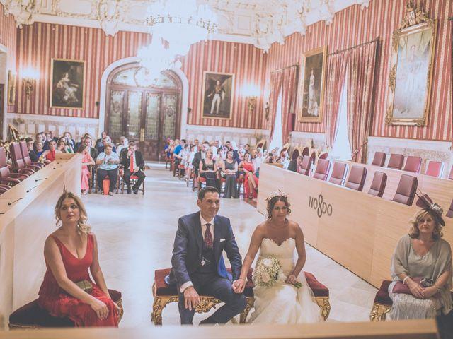 La boda de José Antonio y Macarena en Sevilla, Sevilla 53