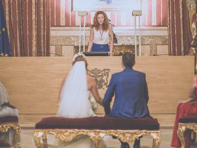 La boda de José Antonio y Macarena en Sevilla, Sevilla 54