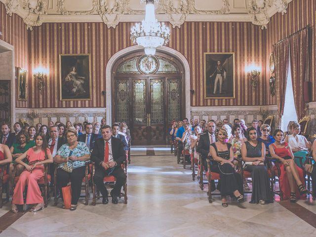La boda de José Antonio y Macarena en Sevilla, Sevilla 55