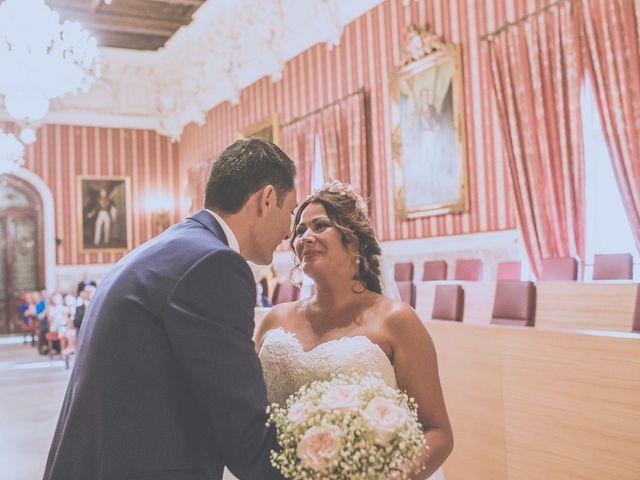 La boda de José Antonio y Macarena en Sevilla, Sevilla 56