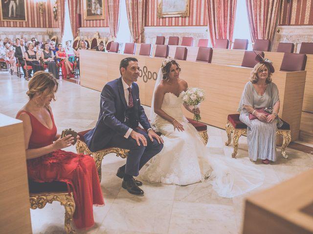 La boda de José Antonio y Macarena en Sevilla, Sevilla 58