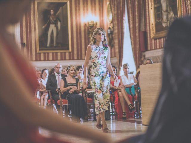 La boda de José Antonio y Macarena en Sevilla, Sevilla 62