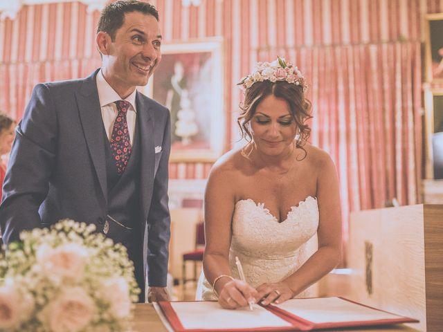 La boda de José Antonio y Macarena en Sevilla, Sevilla 65