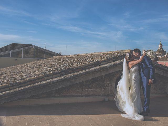 La boda de José Antonio y Macarena en Sevilla, Sevilla 2