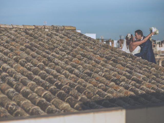 La boda de José Antonio y Macarena en Sevilla, Sevilla 69