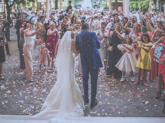 La boda de José Antonio y Macarena en Sevilla, Sevilla 70