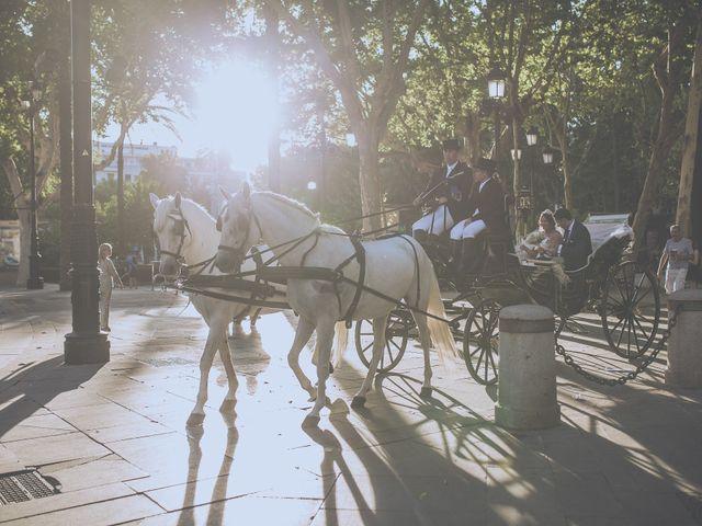 La boda de José Antonio y Macarena en Sevilla, Sevilla 75