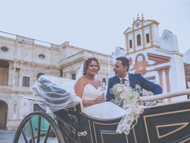 La boda de José Antonio y Macarena en Sevilla, Sevilla 76
