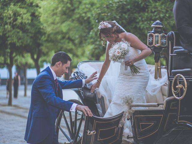 La boda de José Antonio y Macarena en Sevilla, Sevilla 80