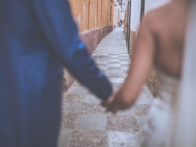 La boda de José Antonio y Macarena en Sevilla, Sevilla 82