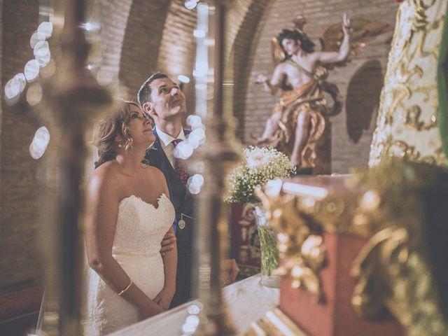 La boda de José Antonio y Macarena en Sevilla, Sevilla 92