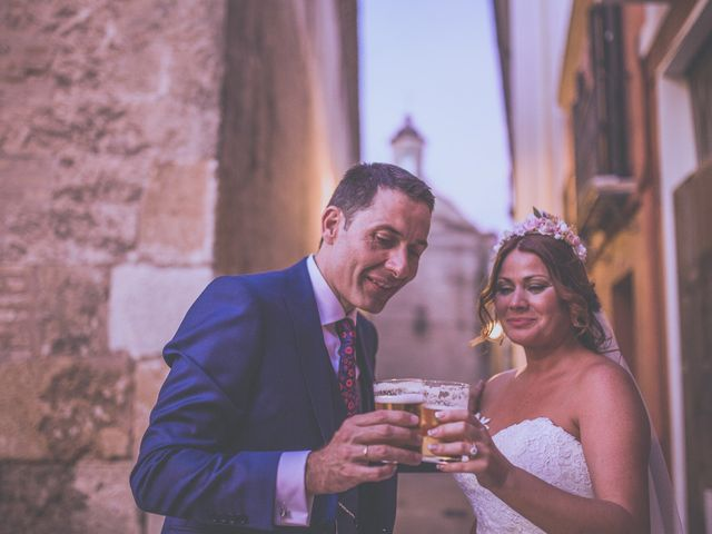 La boda de José Antonio y Macarena en Sevilla, Sevilla 96