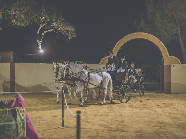 La boda de José Antonio y Macarena en Sevilla, Sevilla 101