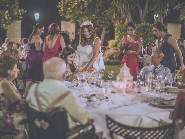 La boda de José Antonio y Macarena en Sevilla, Sevilla 120