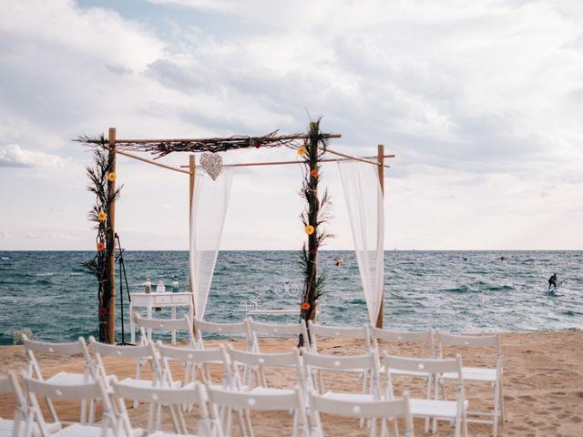 La boda de Ferran y Montse en Arenys De Mar, Barcelona 44