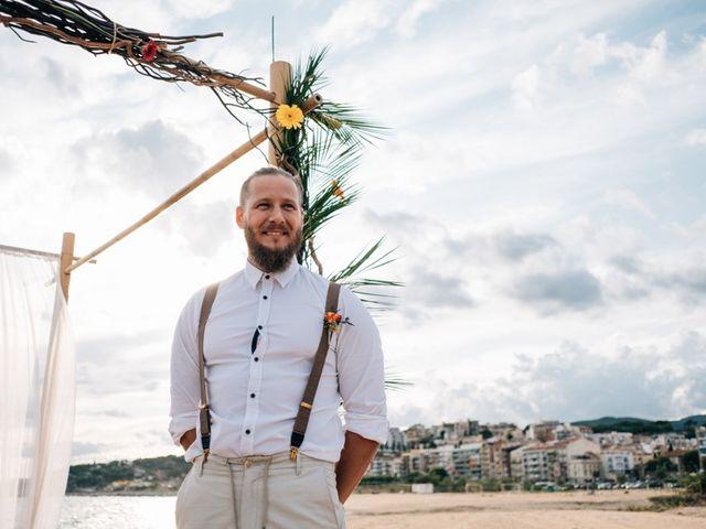 La boda de Ferran y Montse en Arenys De Mar, Barcelona 50