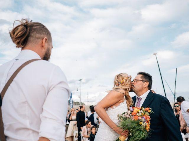 La boda de Ferran y Montse en Arenys De Mar, Barcelona 57