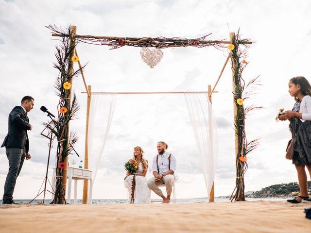 La boda de Ferran y Montse en Arenys De Mar, Barcelona 58