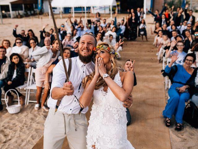 La boda de Ferran y Montse en Arenys De Mar, Barcelona 70