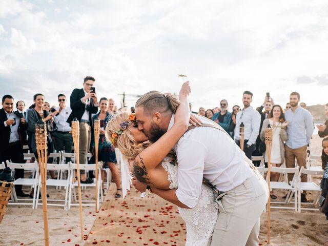 La boda de Ferran y Montse en Arenys De Mar, Barcelona 74
