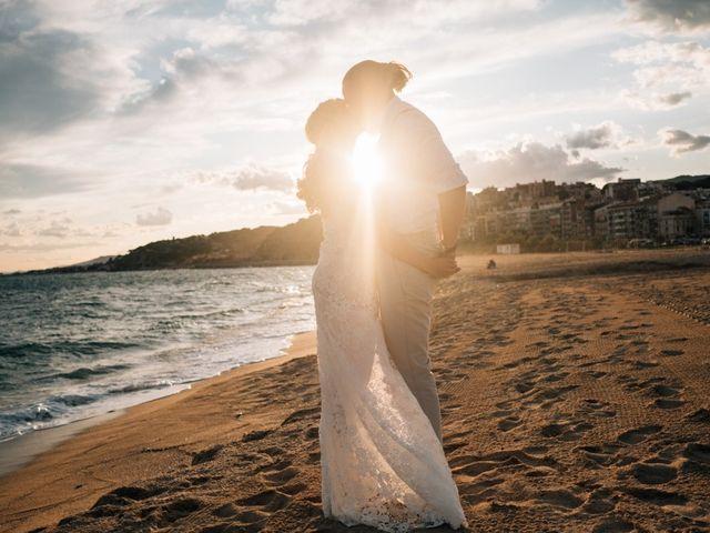 La boda de Montse y Ferran
