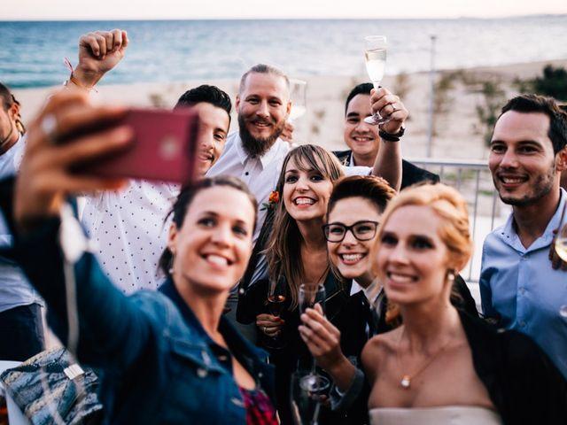 La boda de Ferran y Montse en Arenys De Mar, Barcelona 94