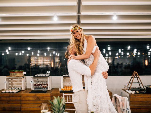 La boda de Ferran y Montse en Arenys De Mar, Barcelona 100