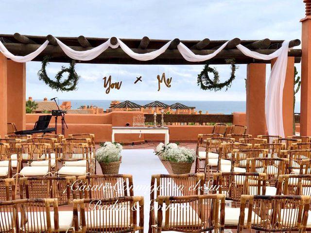 La boda de Fran y Oscar en Chiclana De La Frontera, Cádiz 1