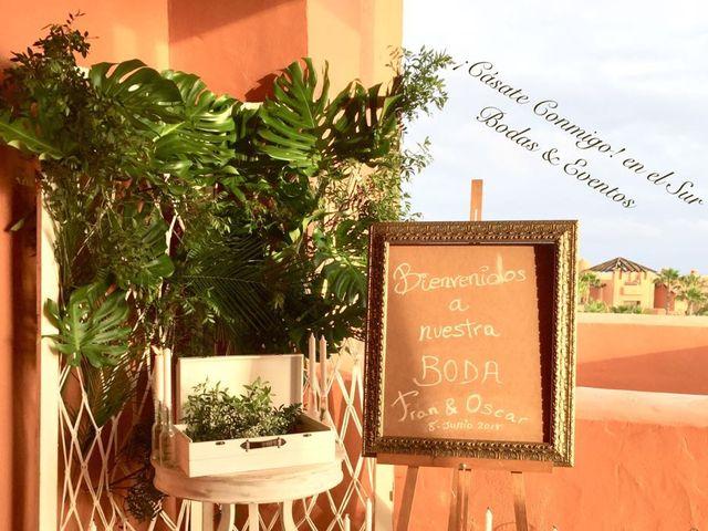La boda de Fran y Oscar en Chiclana De La Frontera, Cádiz 7