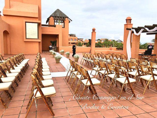 La boda de Fran y Oscar en Chiclana De La Frontera, Cádiz 9