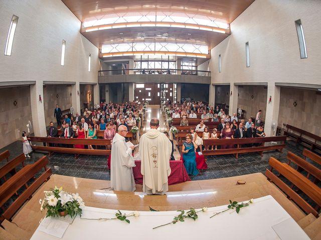 La boda de Raúl y Rosa en Benicàssim/benicasim, Castellón 10