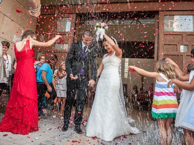 La boda de Raúl y Rosa en Benicàssim/benicasim, Castellón 11