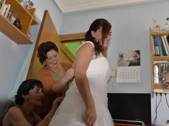 La boda de Luis y Iratxe en Vitoria-gasteiz, Álava 1