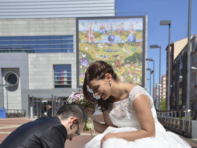La boda de Luis y Iratxe en Vitoria-gasteiz, Álava 9