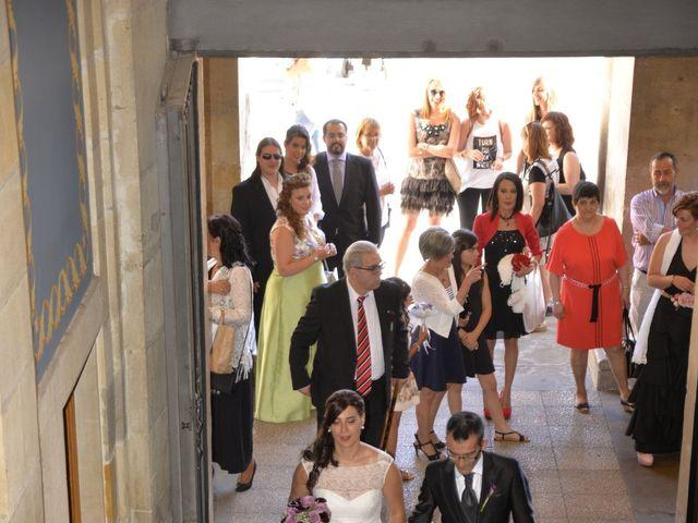 La boda de Luis y Iratxe en Vitoria-gasteiz, Álava 12